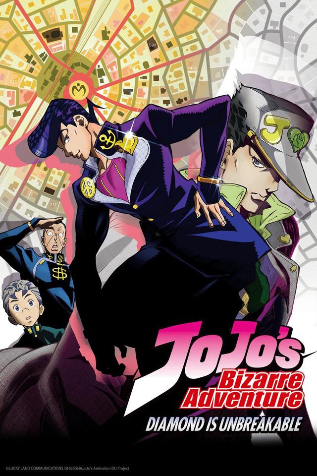 JoJo_s Bizarre Adventure